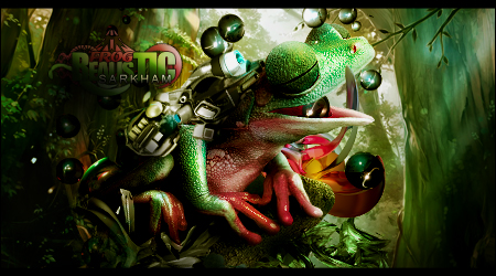 Insane Fruit!. [Reclutamiento abierto.] Realisic_frog_by_sarkham-d5wjlml
