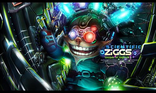 Game Render #40 [Inscripciones]   Ziggs_scientific_by_sarkham-d758z2a