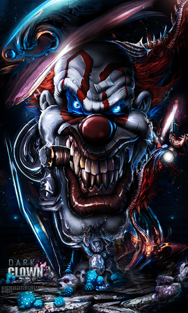 [Hilo] Inspirational small pieces Dark_clown_by_sarkham-d7cdhy5