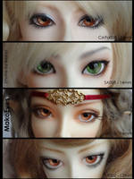 mako eyes by Lelahel-Clothes