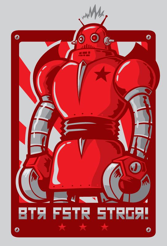ROBOTIC PROPAGANDA by Winter-artwork