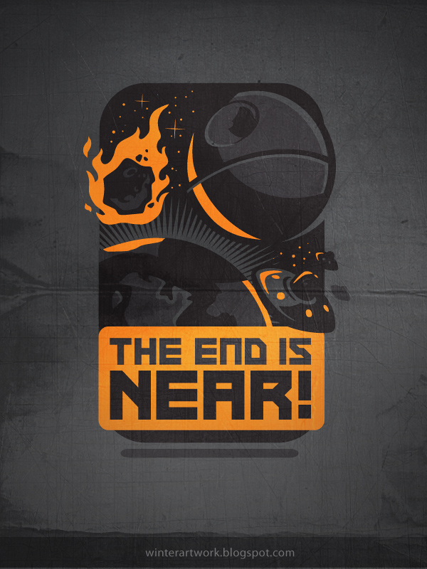 The End Is Near by Winter-artwork