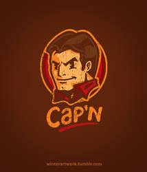 Capn by Winter-artwork