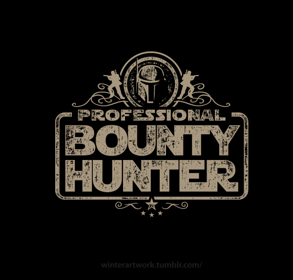 Professional Bounty Hunter by Winter-artwork
