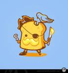 Bread 'n Butter Pirate
