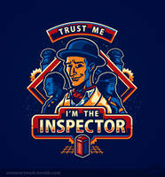 Trust The Inspector by Winter-artwork