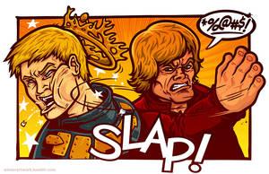 The King Slapper by Winter-artwork