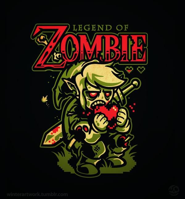 Legend of Zombie by Winter-artwork