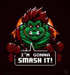 Gonna Smash It!