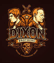 Dixon Brothers Exterminators by Winter-artwork