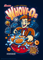 Whovi-Os cereal by Winter-artwork