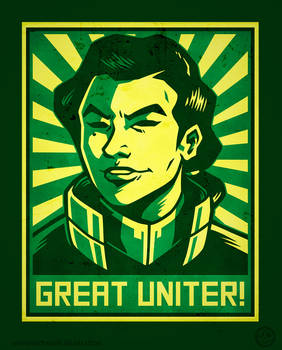 Our Great Uniter