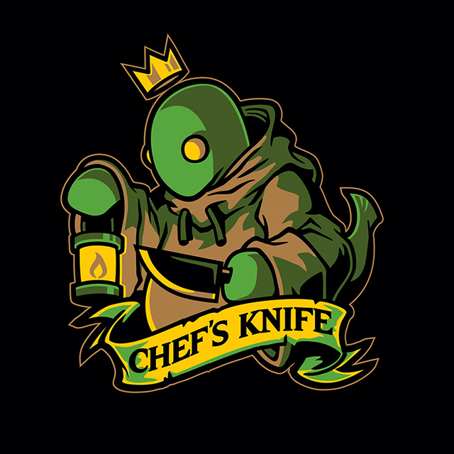 Chef's Knife by Winter-artwork