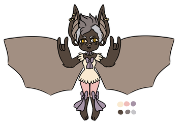 Batty by GravelPudding