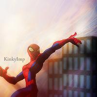 Spiderman Avatar by Okomakiako