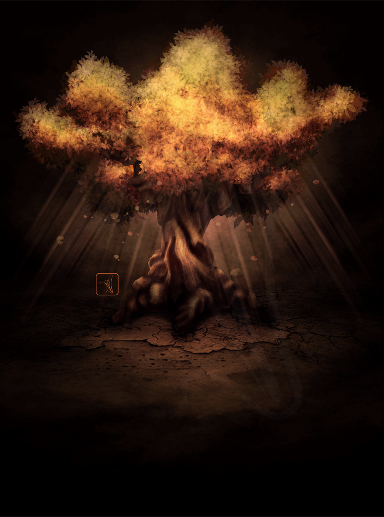 Tree of Life REDO by YaLLume1
