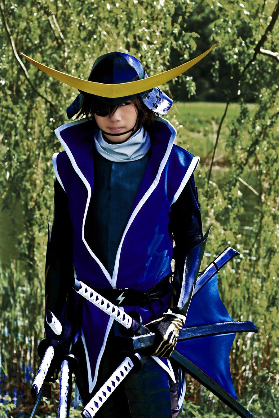 Date Masamune - dokuganryuu by Tmmeh