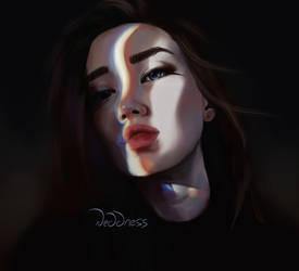 Girl 2 by NeddnessND