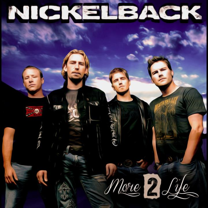 Unofficial Nickelback Cd Cover By Cornellunlimited On Deviantart