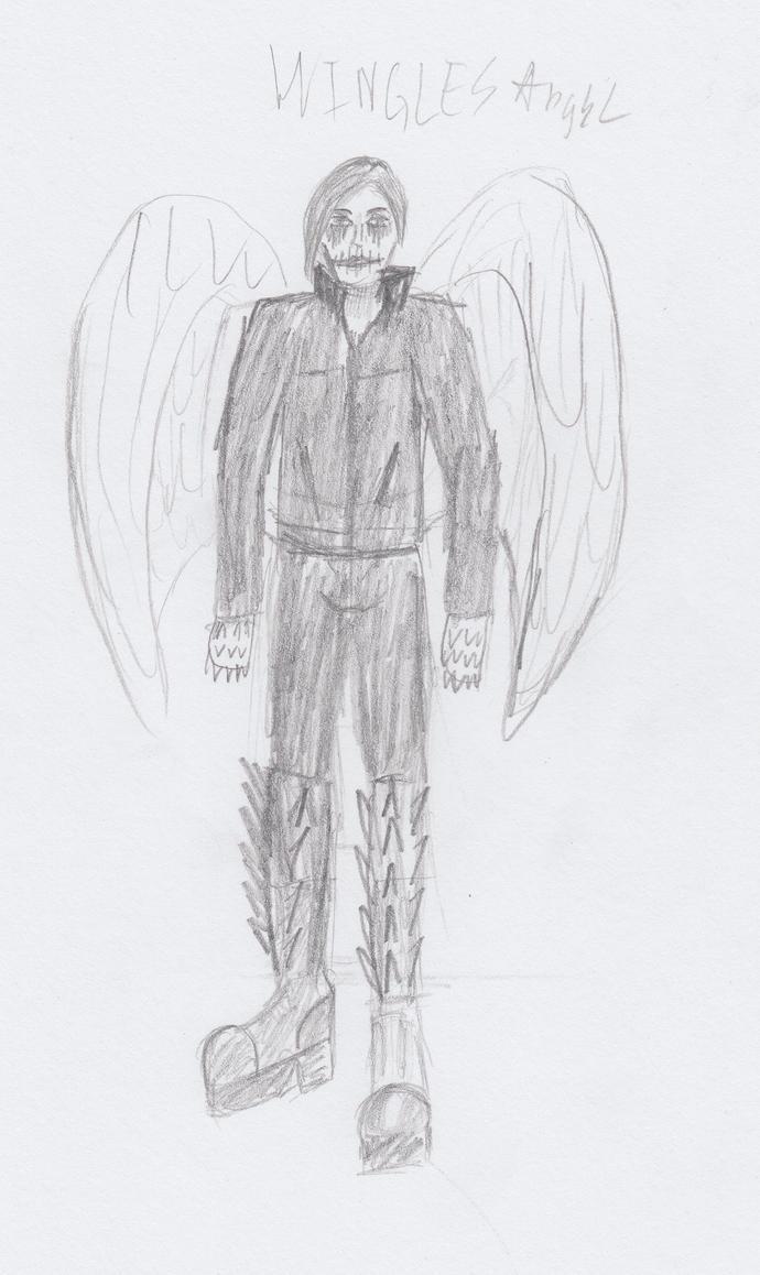 0003 - Wingles Angel by Apkx