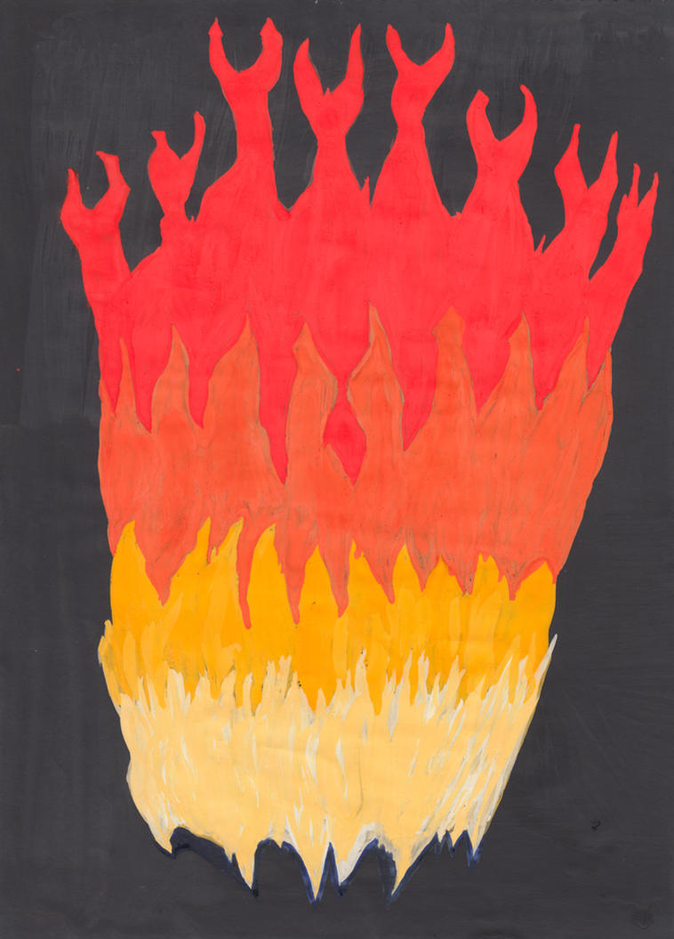 0008 - flame by Apkx