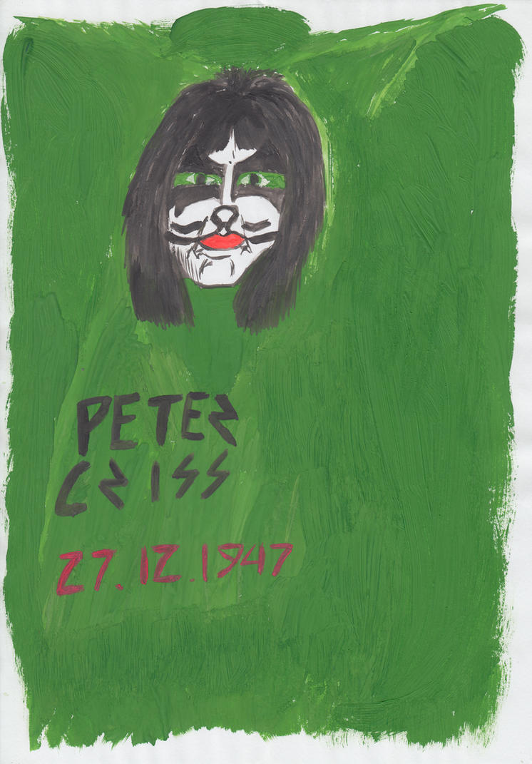KISS - Peter by Apkx
