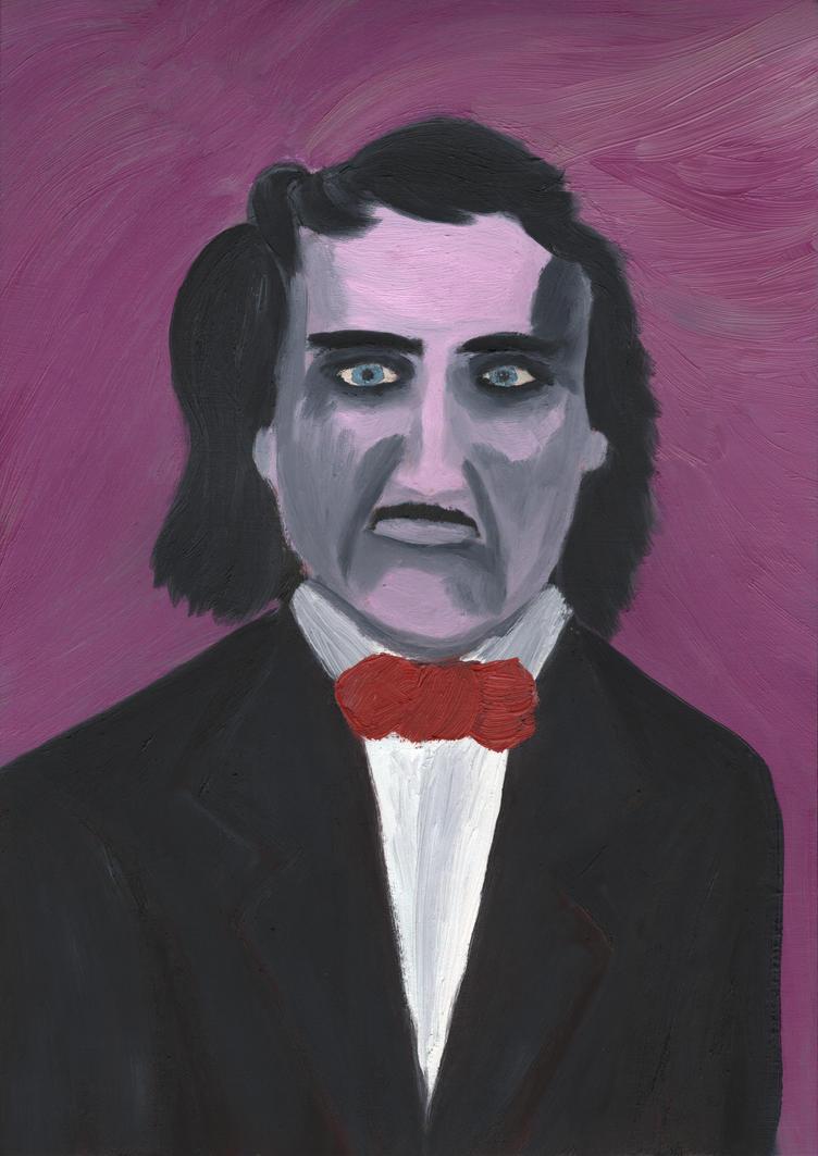 2013.12 Edgar Poe (Original) by Apkx
