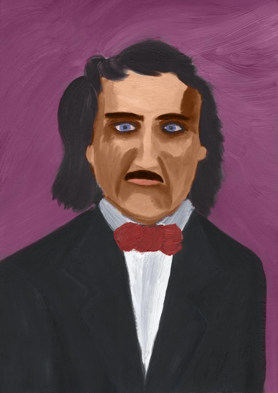 2013.12 Edgar Poe (Edited1) by Apkx