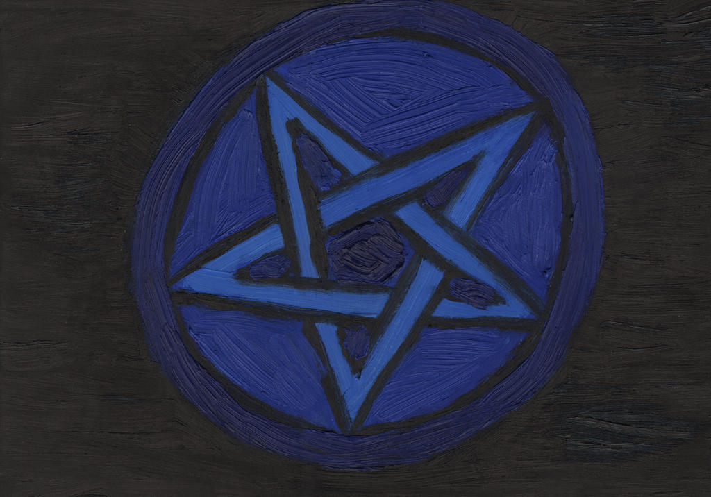 2013.09 Pentagramm by Apkx