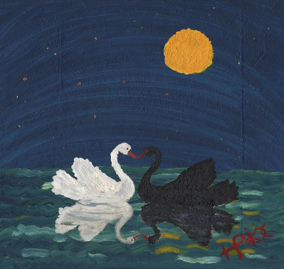 2015.01.10 Swan Lake by Apkx