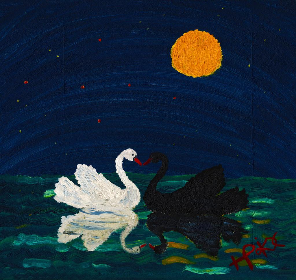 2015.01.10 Swan Lake (Mix) by Apkx