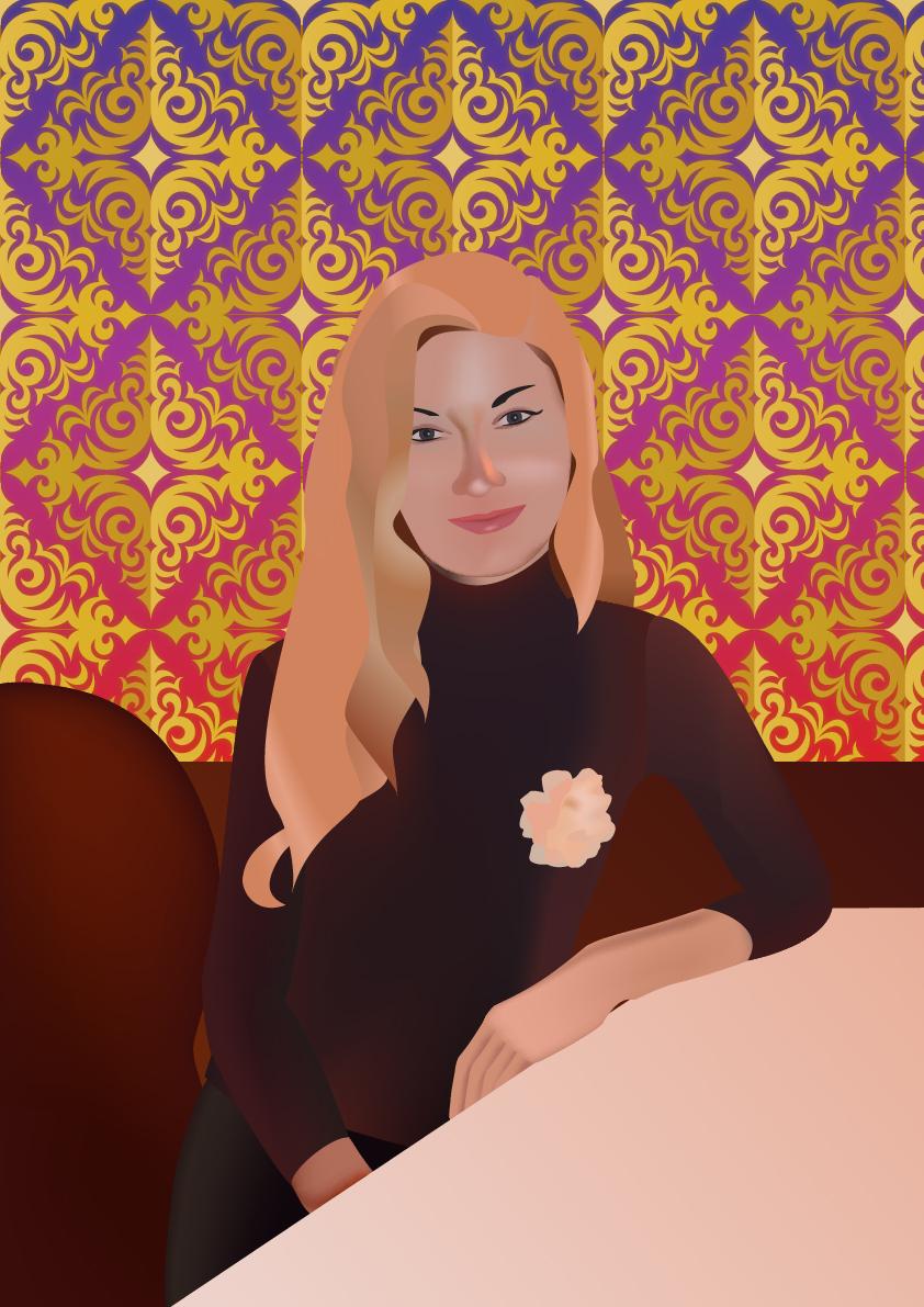 Svetlana Kitaykina by Apkx