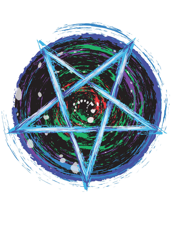Pentagram by Apkx
