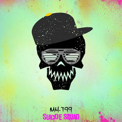 Suicide Squad MH-T99 Skull