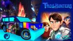 Trollhunters Car Wallpaper by MarkHarrierT99