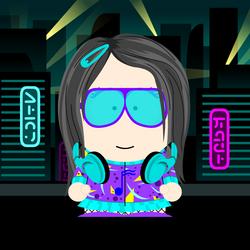 South Park Avatars - DJ Neonina