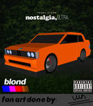 My ''Nostalgia, Ultra'' Fan-Made Cover by MarkHarrierT99