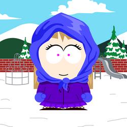 South Park Avatars - Carla McArthur
