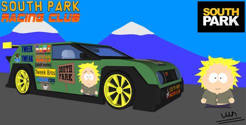 South Park Tweek Tweak Car Wallpaper