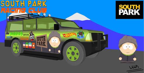 South Park Douglas Car Wallpaper