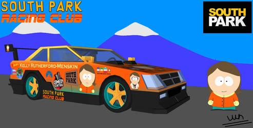 South Park Kelly Rutherford-Menskin Car Wallpaper