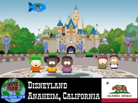 South Park Worldwide Tour - Disneyland