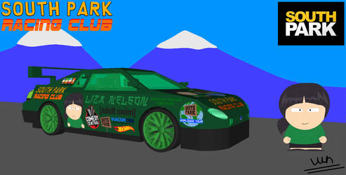South Park Liza Nelson Car Wallpaper