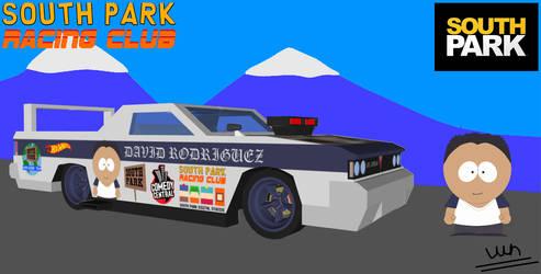 South Park David Rodriguez Car Wallpaper