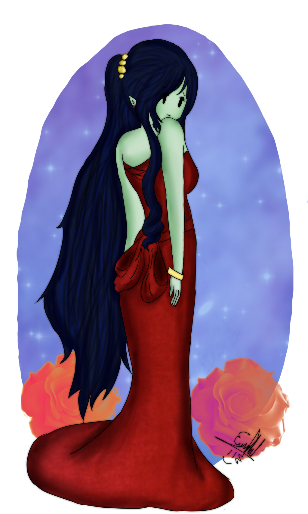 Marceline by CartoonCoby