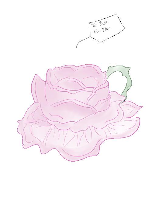 Petals In My Tea by AmberLepu