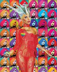 'Lady Fame POP'