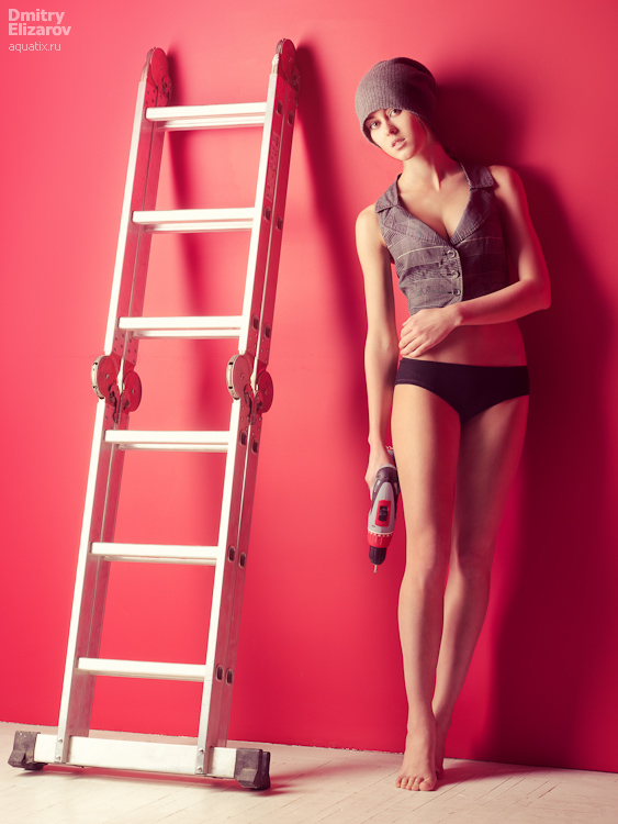 Stepladder by DmitryElizarov