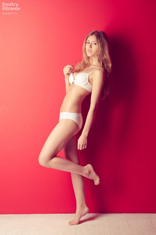 White into red by DmitryElizarov