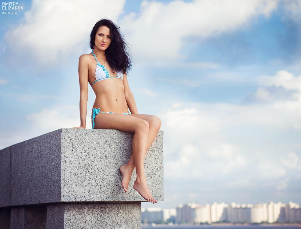 Stone rail by DmitryElizarov